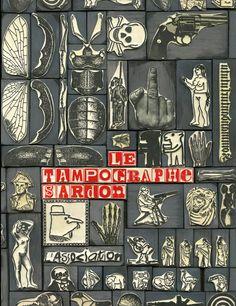 Le Tampographe Sardon / http://le-tampographe-sardon.blogspot.fr