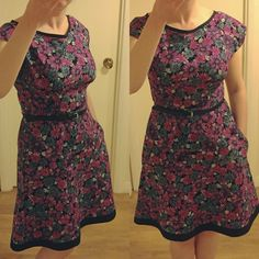 Anna Dress, It Is Finished, Fabric, How To Make, Instagram, Dresses, Tejido, Gowns, Cloths