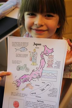 Spark and All - FIAR: A Pair of Red Clogs - Japan Coloring Page