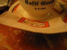 Caffè_Greco - Roma - Italy