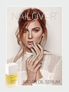 Nailover Nail Care 100% Argan Oil Serum for your nails  www.nailover.it  #nailover #nails #nail #nailsaddicted #nailartist