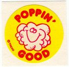 scratch and sniff stickers! I so remember the popcorn one!
