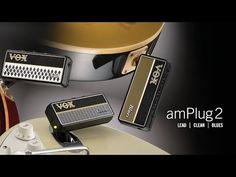 amPlug 2 Guitar/Bass Headphone Amplifiers