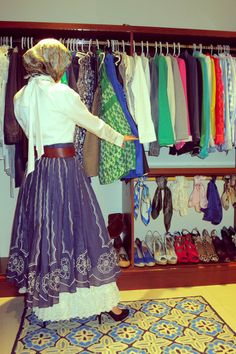 Step Into My Closet: Organizing Tips for the Girl on the Go - Haute Hijab