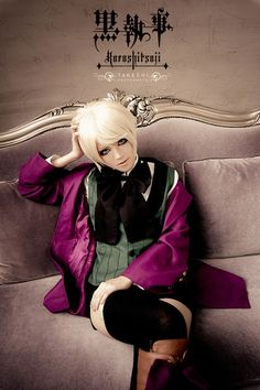 Alois - Black Butler Cosplay