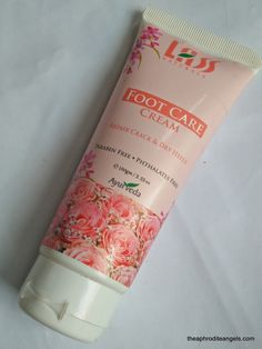 Lass Naturals Foot Care Cream