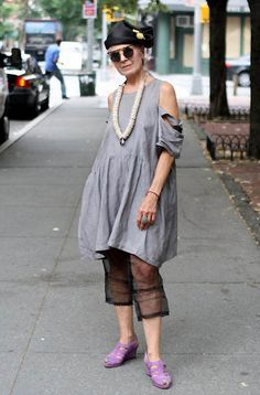 Old Women and Men Street Style 2012 (27)