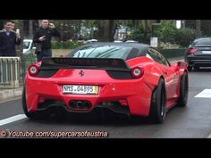 JP Performance - HOW TO LIBERTY WALK | FERRARI 458 | CAR PORN - YouTube