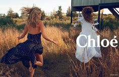 CHLOE RELEASE NEW SS14 CAMPAIGN | Beauty and the Dirt | Beauty And The Dirt