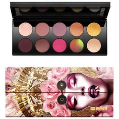 Shop PAT McGRATH LABS' Mothership VIII Artistry Eyeshadow Palette - Divine Rose II at Sephora. These 10 blendable, high-impact pigments have futuristic finishes Pink Eyeshadow Palette, Makeup Palette, Anastasia Beverly, Makeup Brands, Best Makeup Products, Beauty Products, Pat Mcgrath Makeup, Best Selling Makeup, Makeup Starter Kit