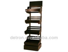 China safe vegetable and fruit display stand, View vegetable and fruit display stand, OEM Product Details from Zhongshan Detron Display Products Co., Ltd. on Alibaba.com