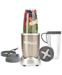 NutriBullet® Pro NB90901 900-Watt Professional Series by Magic Bullet | macys.com