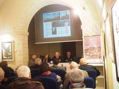 """Presentato il libro """"Conoscere Matera. Itinerari nei Sassi e nella città antica"""" di Nicola D'Imperio e Francesco Giase"""
