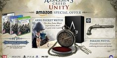Xbox One Bundle Offers Assassins Creed Unity and Black Flagfor 399 - In the lead-up to the busy holiday shopping season, Microsoft today announced two new Assassin's Creed-themed Xbox One bundles. Through a partnership with Ubisoft, Microsoft will