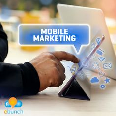 We provide a bespoke analysis of your mobile marketing strategy tailored to meet business needs. Don't miss out on a huge business opportunity – go mobile! For more details visit at http://ebunch.ca/services-mobile-marketing/ #Ebunch #Outstanding #WebDesign #SocialMedia #SocialMediaMarketing #DigitalWorld #MobileMarketing #Strategy