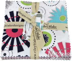 Gracie Girl Charm Pack from Missouri Star Quilt Co