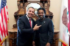 The Velvet Couch: News : Kendrick Lamar Honored by California State Senate