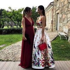 Ideas de vestido para invitadas a tu boda campestre  1eb984b65af