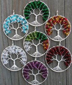 Tree of Life necklaces - for Jillian?