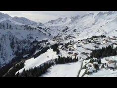 Les Crosets | Switzerland | DJI Phantom 4 Pro | 4K