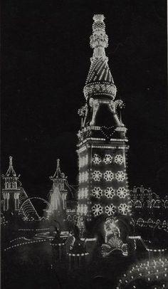 Luna Park (c. 1908), Coney Island, New York