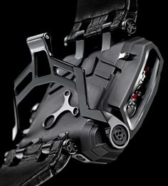 Rebellion T-1000 Gotham - Increíble Reloj Futurista de Edición Limitada