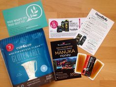 Thank you @socialnature for these goodies to try. @cup4cup @goodbellyprobiotics @wedderspoonofficial #trynatural #gotitfree #blogger #healthy #samples
