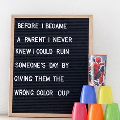 Quotes about Kids! #mcleodletterco Visit www.mcleodletter.co to snag your own affordable, and high quality letter board!