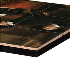 Our ceramic tiletableaus are a unique decorative addition to your interior. The tableaus are made with ceramic high gloss tiles in different sizes. All tiles are handmade and mounted on MDF. The tableau is delivered ready to hang easily. The tiles are decorative tiles suitable for indoor use.