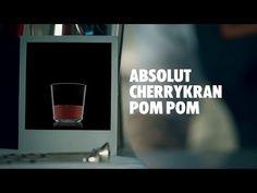 Absolut Cherrykran Pom Pom Recipe - Absolut Drinks
