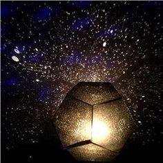 Star Sky Plug-in/AA Battery Projector LED light