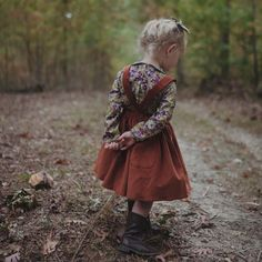 """Amy skirt and folk #libertyoflondon shirt by @bekahrussom remember that our FREE SHIPPING promo ends in 24h! Just add coupon """"nov3dsh"""" while checkout! #madeinbarcelona #childrenclothes #girlswear #freeshipping #milouandpilou #vintagestyle #vintagetwist"""