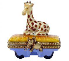 Limoges - Baby Giraffe