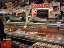 Zabar's Smoked Fish Counter - Heather Cross