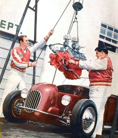 Old Scool, Traditional Hot Rod, T Bucket, Teddy Boys, The Good Old Days, Colorful Pictures, Custom Cars, Hot Rods, Cool Cars