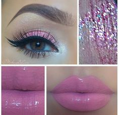 Pretty in pink YOUNIQUE http://www.youniqueproducts.com/LUSCIOUSLASHESBYLEAH