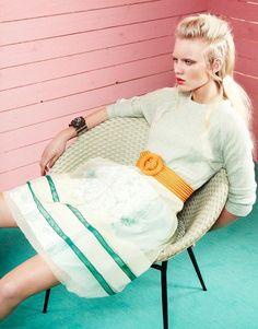 03f188439 Lovisa Ekholm (5) Fashion Ideas, Diy Fashion, Love Fashion, Fashion Beauty