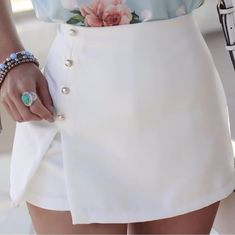 Super Spring Outfits To Summer Fashion That Always Looks Fantastic Shorts Altos, Short Skirts, Short Dresses, Casual Outfits, Summer Outfits, Fashion Mode, 50 Fashion, Chor, Look Chic