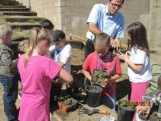 Humboldt Elementary School Garden - How one person is making kids lives better through a school garden in a small AZ town.