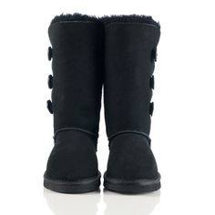 Cheap UGG 1873 Bailey Button Triplet Boots Blackish Green Outlet Online Sale Black Friday and Cyber Monday