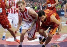 Euroleague: Crvena Zvezda - Galatasaray Photo: Antonio Ahel
