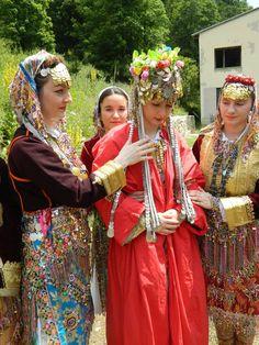 Albanians of Upper Reka