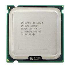 Intel Xeon E5430 Dört Çekirdek İşlemci 775 Uyumlu Tak Kullan