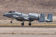 "https://flic.kr/p/wr5AWp | Fairchild Republic A-10C Thunderbolt II ""Warthog"" | 80-0140  75th Fighter Squadron (75 FS) ""Tiger Sharks""  Green Flag 15-08  Nellis AFB, NV USA"