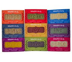Beauty Gifts For Early Bird Holiday Shoppers: Beauty: Self.com : Soaps to Live By
