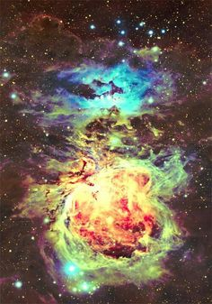 Space and Sky on Pinterest