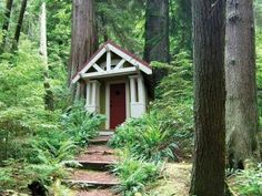 tiny homes, little houses, art studios, tiny house plans, dream