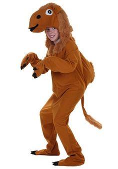 Kids Deluxe Ride on Camel Noël Nativité Animal Noël Costume Robe Fantaisie