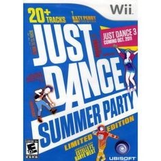 Just Dance Summer Party (Wii) - Walmart.com