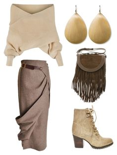 """""""нат-л на плавн"""" by natalinabloom on Polyvore featuring мода, WithChic, Frye и Steve Madden"""